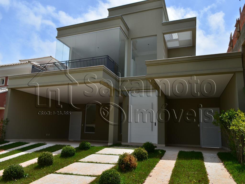Casa 4 Dorm, Condomínio Sunset Village, Sorocaba (SO1115)