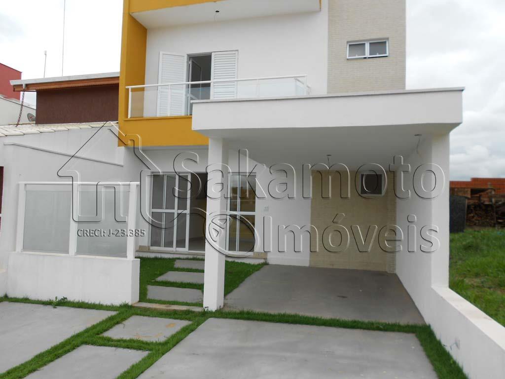 Sobrado residencial à venda, Condomínio Horto Florestal IV, Sorocaba.