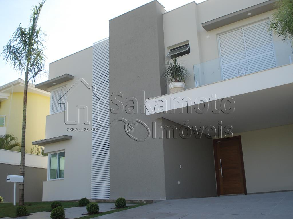 Sakamoto Imóveis - Casa 4 Dorm, Votorantim - Foto 2
