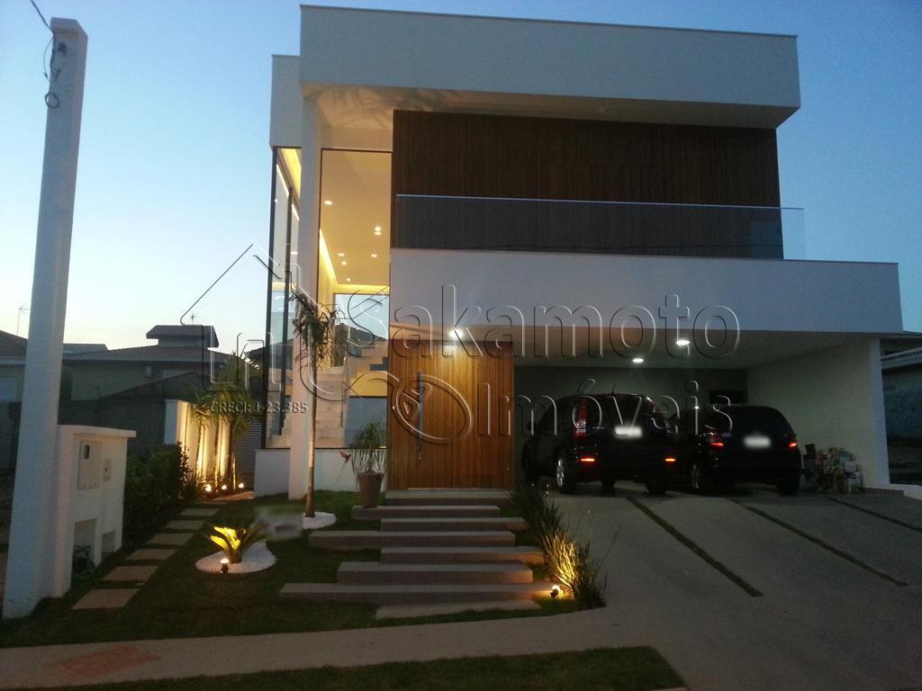 Casa 3 Dorm, Condomínio Chácara Ondina, Sorocaba (SO1630)