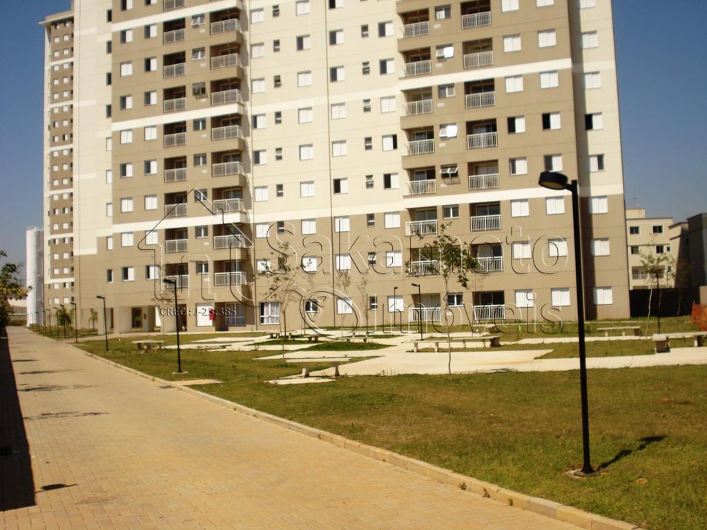 Apartamento residencial para locação, Jardim São Carlos, Sorocaba.