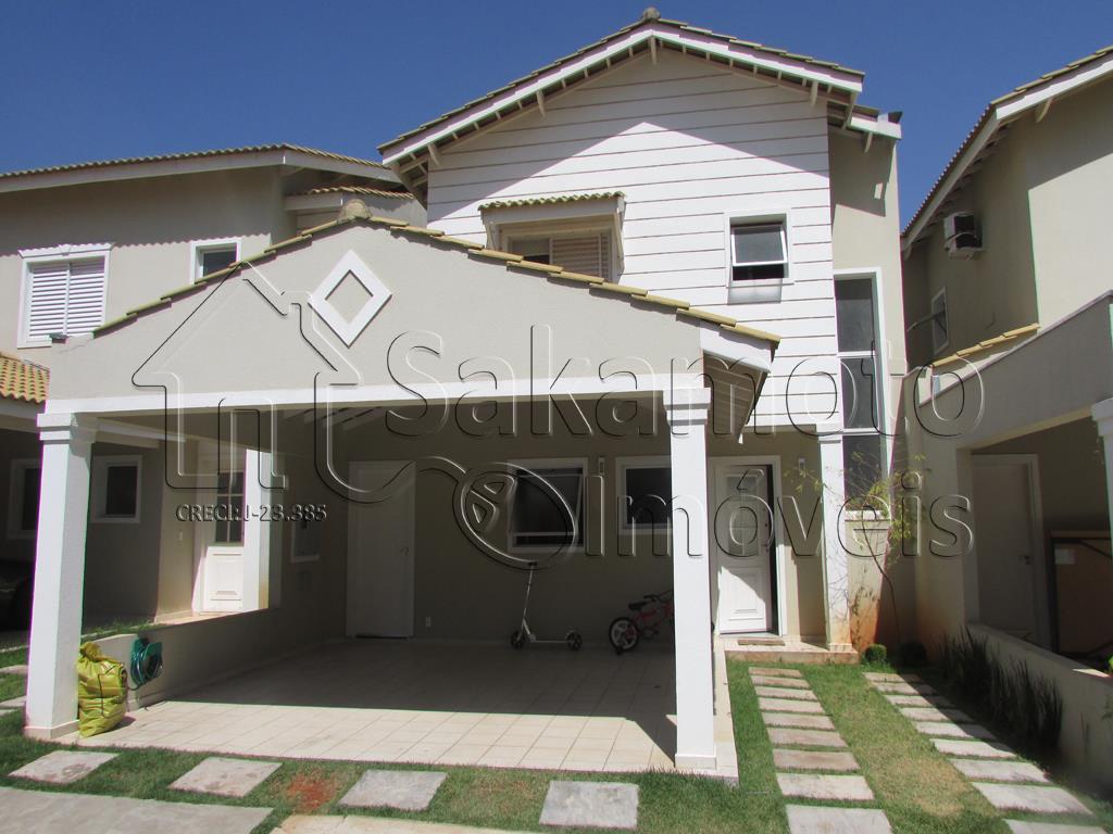 Sobrado residencial à venda, Condomínio Villa Campolim, Sorocaba.