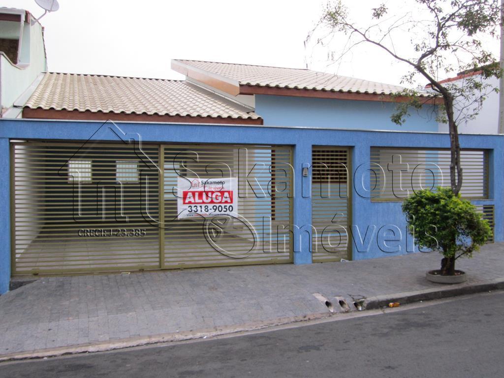 Casa residencial para locação, Vila Santana, Sorocaba.