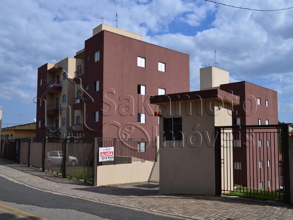 Apartamento residencial para locação, Vila Leopoldina, Sorocaba.