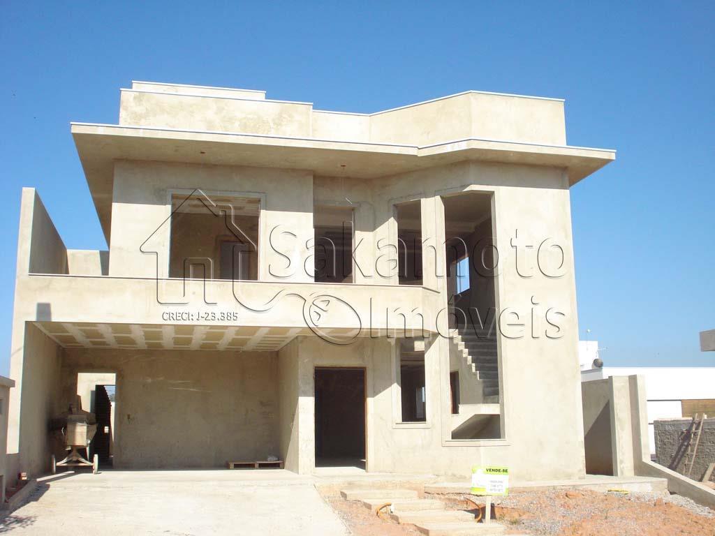 Casa 4 Dorm, Condomínio Chácara Ondina, Sorocaba (SO1676) - Foto 2