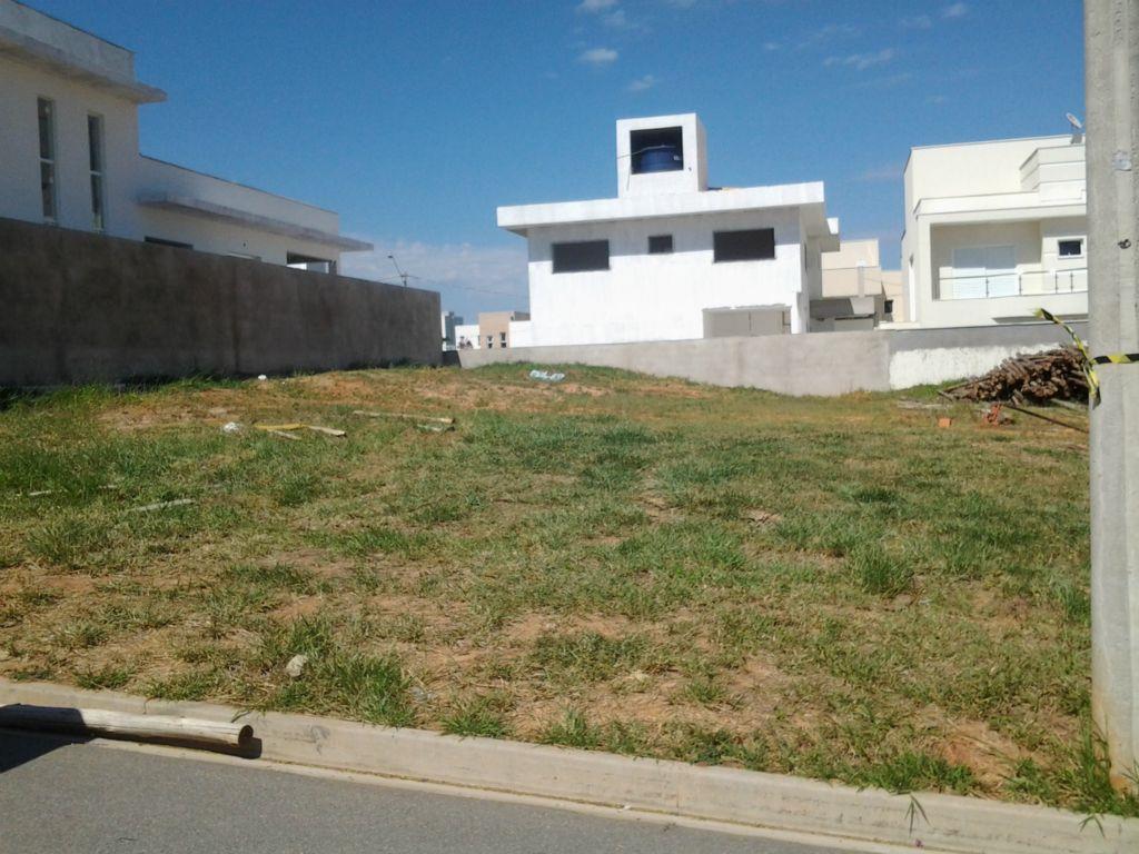 Terreno residencial à venda, Condomínio Colinas do Sol, Sorocaba.