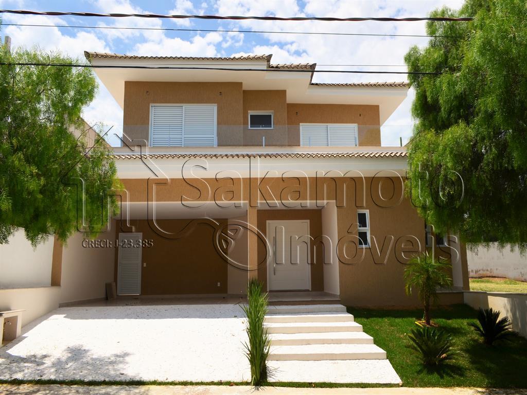 Sobrado residencial à venda, Condomínio Lago da Boa Vista, Sorocaba.