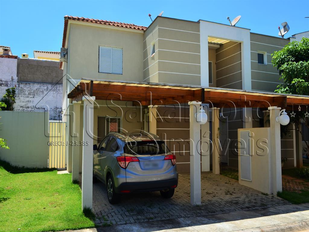 Sobrado residencial à venda, Condominio Portal do Morumbi II, Sorocaba.