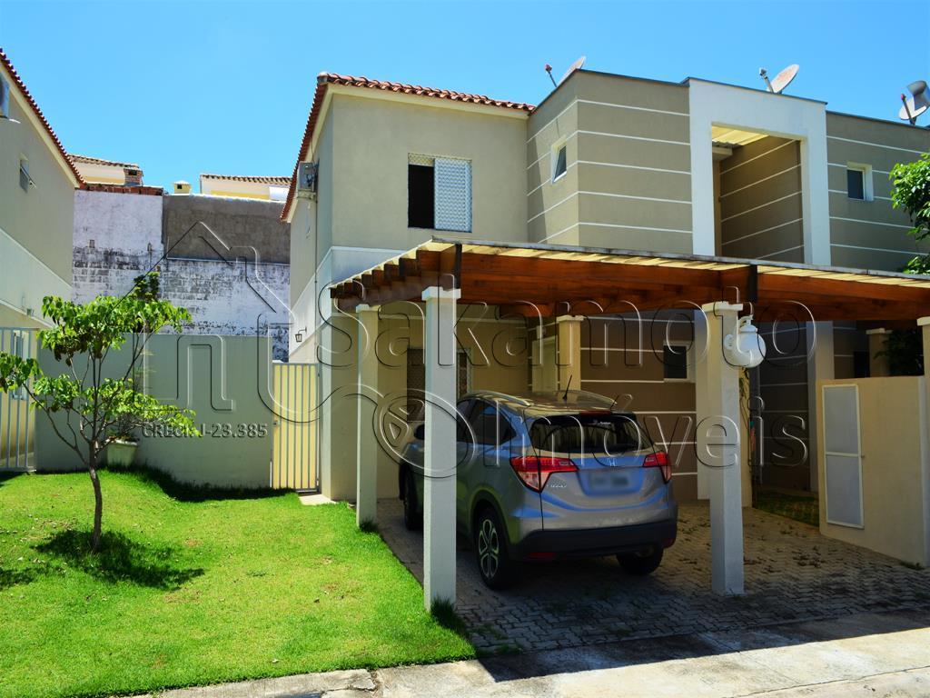 Sakamoto Imóveis - Casa 3 Dorm, Sorocaba (SO1687) - Foto 2