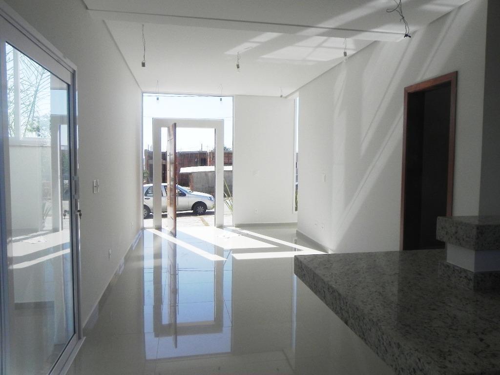 Casa 3 Dorm, Condominio Golden Park Residence Ii, Sorocaba (SO1038) - Foto 3