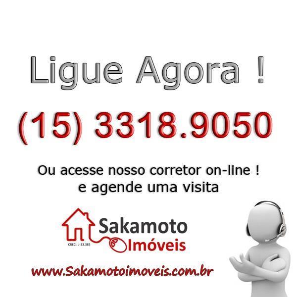 Casa 3 Dorm, Condomínio Torremolinos, Sorocaba (SO1523)