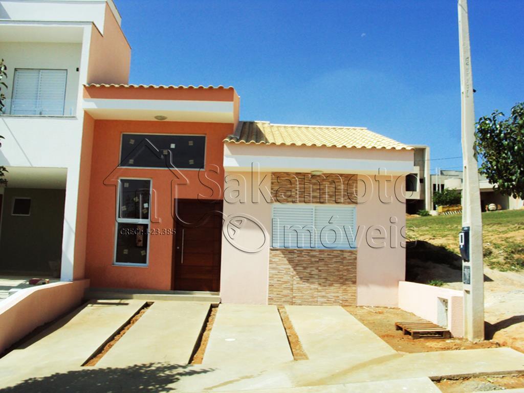 Casa  residencial à venda, Condominio Golden Park Residence II, Sorocaba.