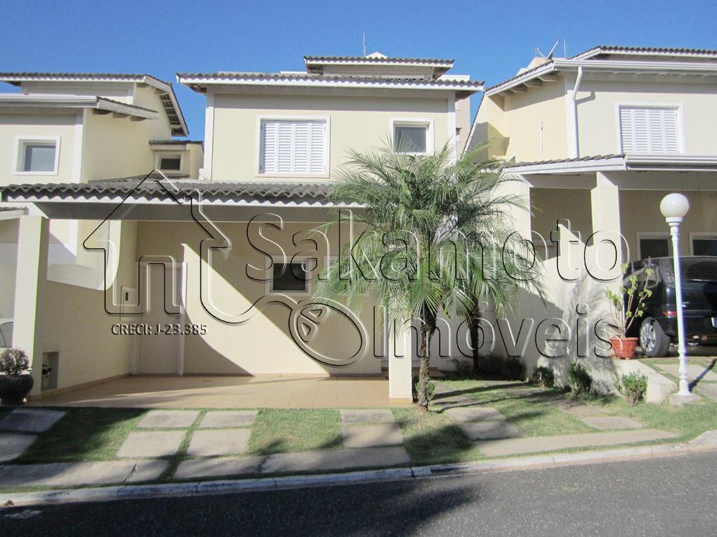 Casa 3 Dorm, Condomínio Vizzon Ville, Sorocaba (SO1530)