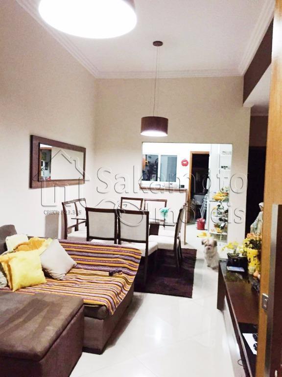 Casa 3 Dorm, Condomínio Horto Florestal I, Sorocaba (CA1176) - Foto 2