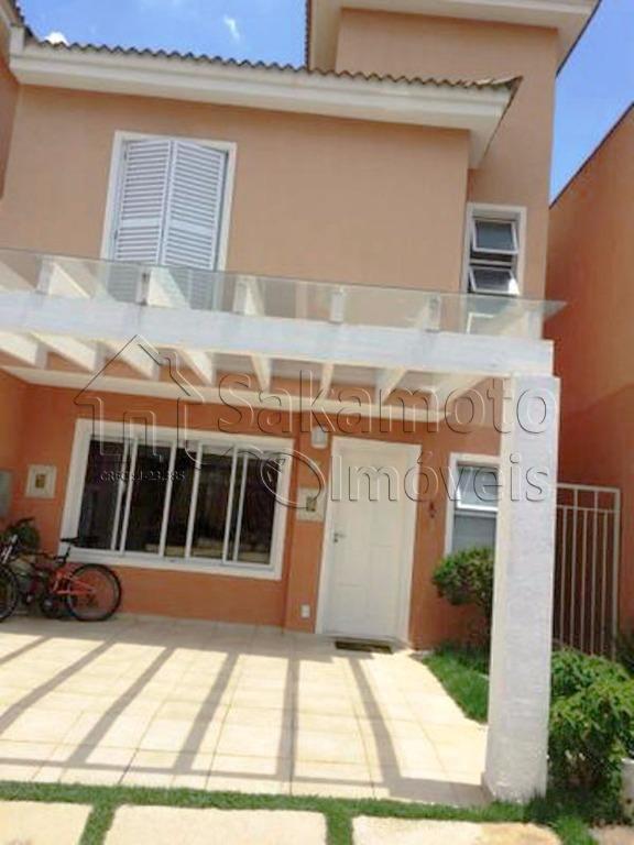 Casa 3 Dorm, Condomínio Elton Ville, Sorocaba (SO1711)