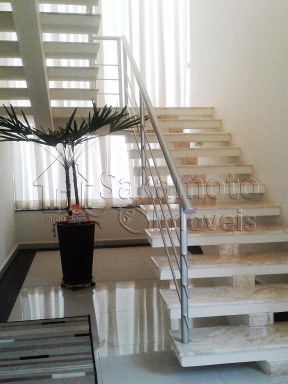 Casa 3 Dorm, Condomínio Chácara Ondina, Sorocaba (SO1749) - Foto 8