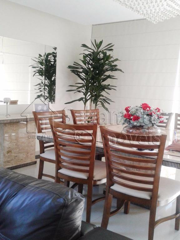 Casa 3 Dorm, Condomínio Chácara Ondina, Sorocaba (SO1749) - Foto 5