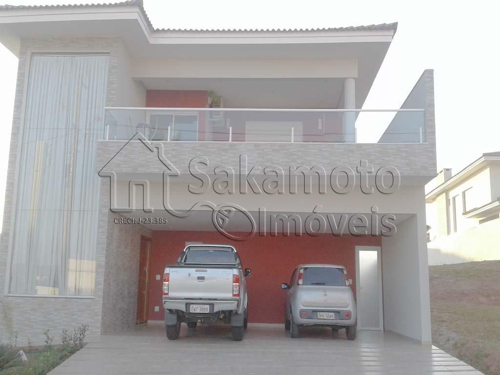 Casa 3 Dorm, Condomínio Chácara Ondina, Sorocaba (SO1749)