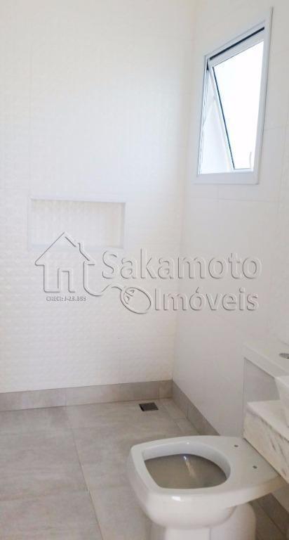 Casa 3 Dorm, Condomínio Di Parma, Sorocaba (SO1755) - Foto 8