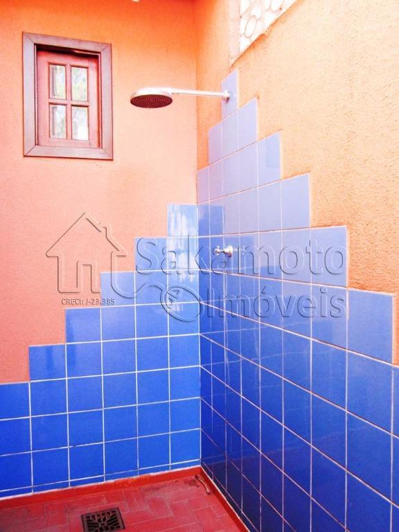 Sakamoto Imóveis - Casa 3 Dorm, Vila Barcelona - Foto 20