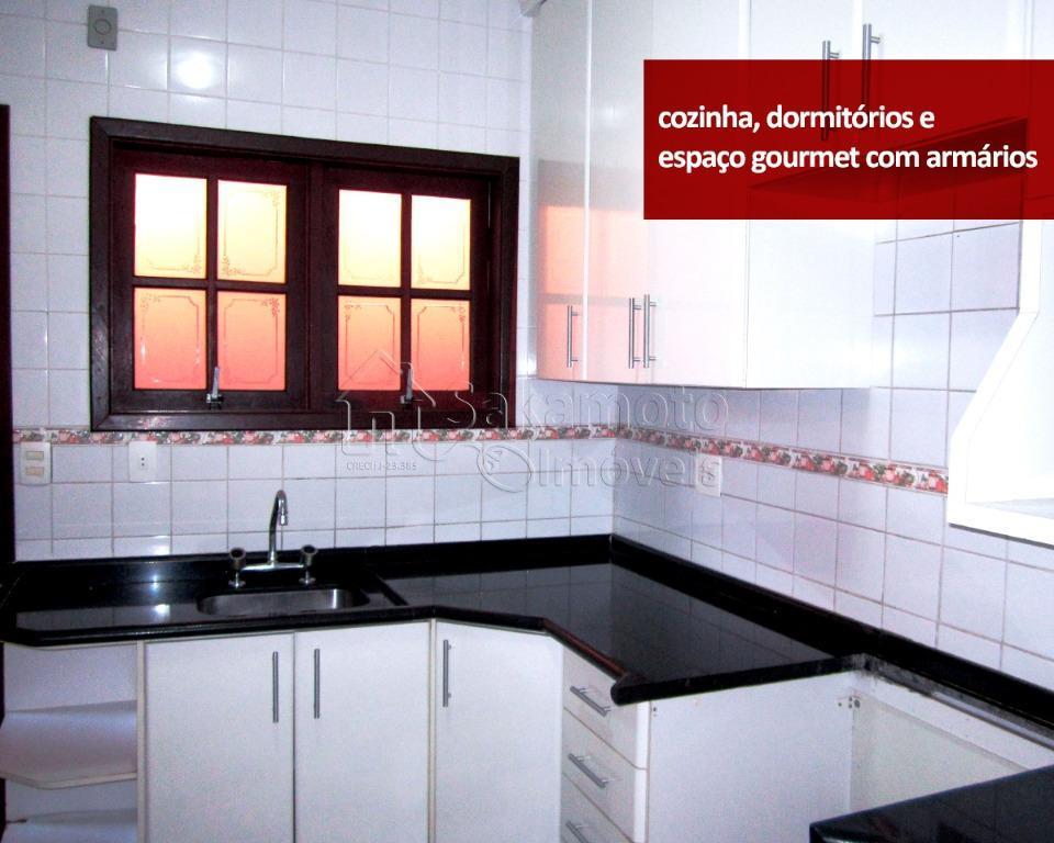 Sakamoto Imóveis - Casa 3 Dorm, Vila Barcelona - Foto 14