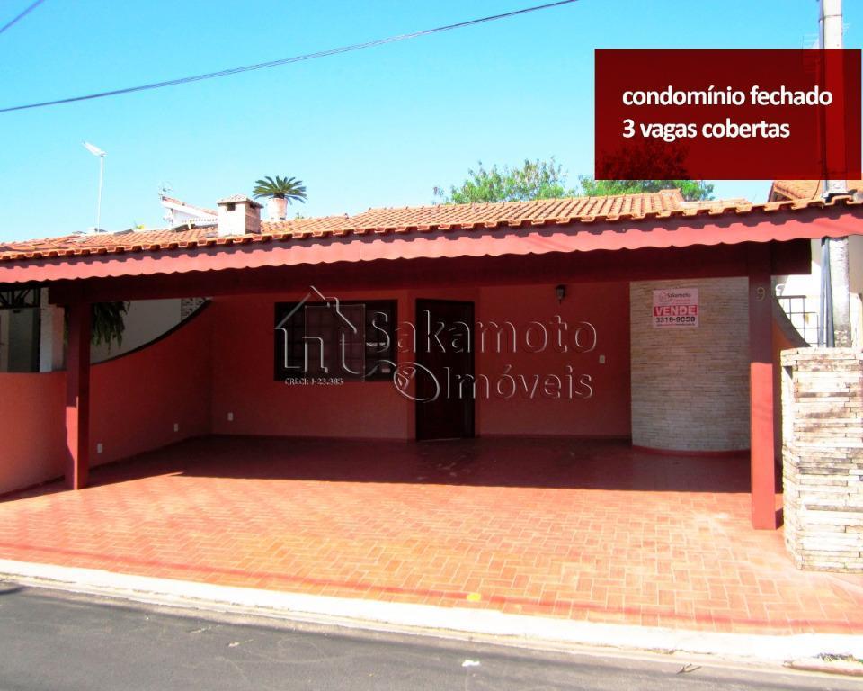 Sakamoto Imóveis - Casa 3 Dorm, Vila Barcelona - Foto 2