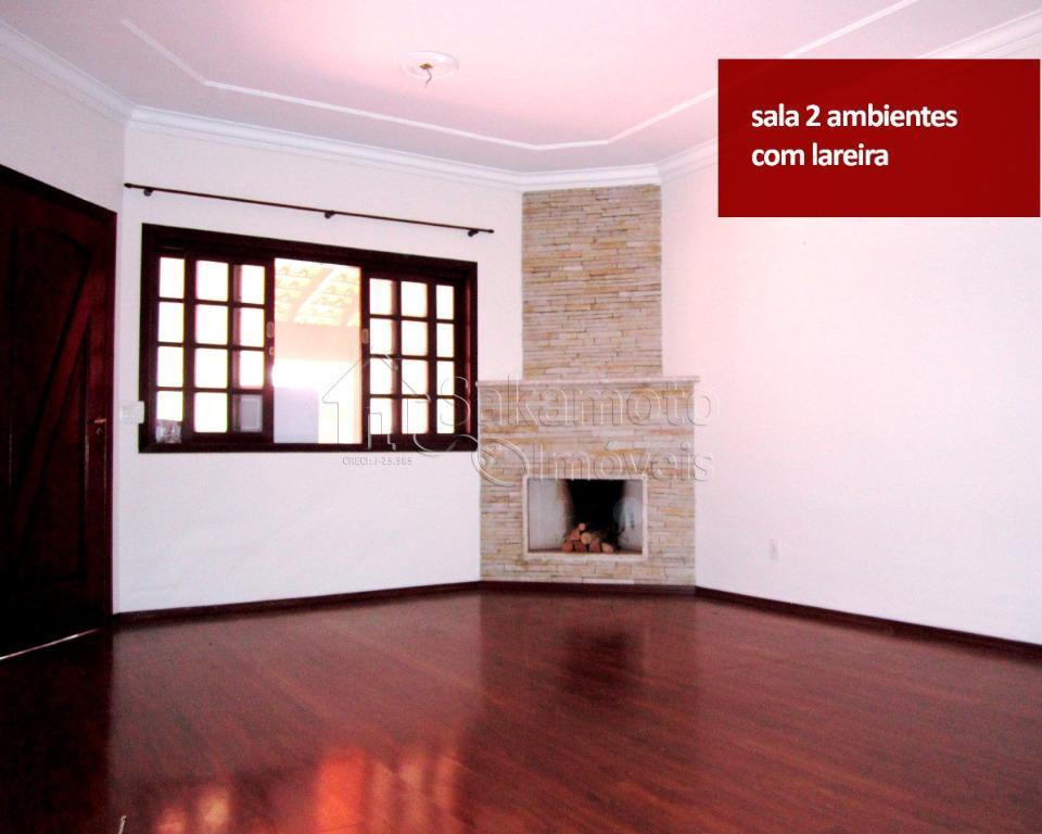 Sakamoto Imóveis - Casa 3 Dorm, Vila Barcelona - Foto 4