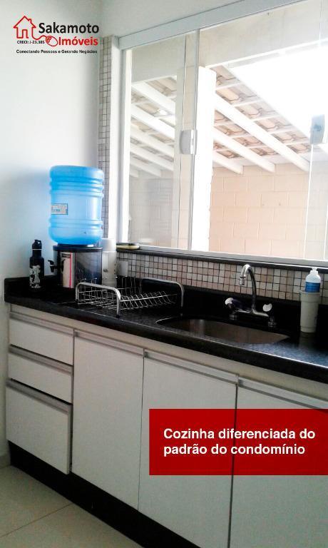 Casa 3 Dorm, Condomínio Village Salermo, Sorocaba (SO1771) - Foto 3