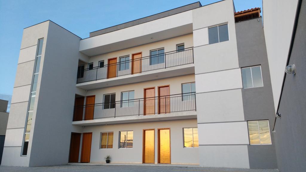 Apto 1 Dorm, Wanel Ville, Sorocaba (AP2417)