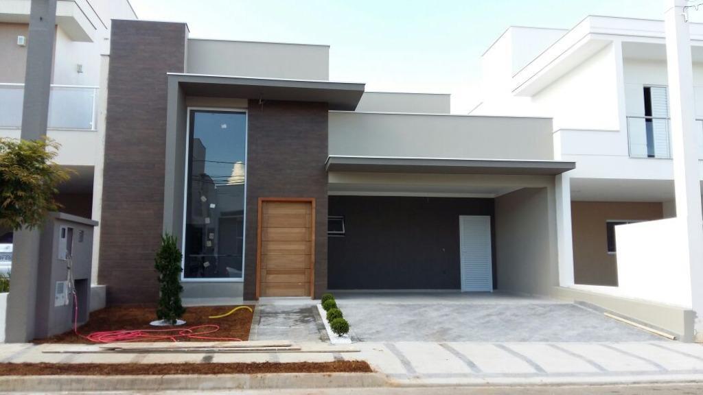 Casa 3 Dorm, Condomínio Villa do Bosque, Sorocaba (CA2382)