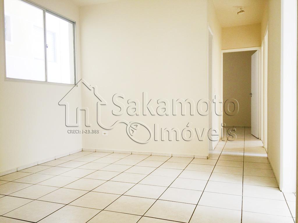 Apartamento residencial para locação, Santa Terezinha, Sorocaba.