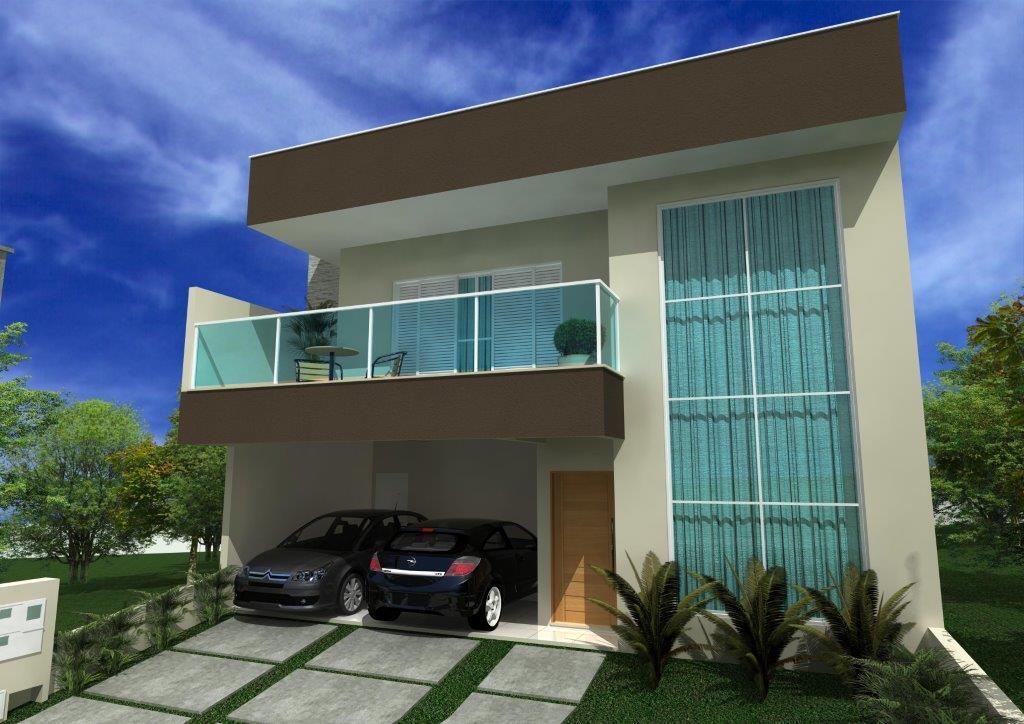 Sobrado residencial à venda, Condomínio Ibiti Reserva, Sorocaba.