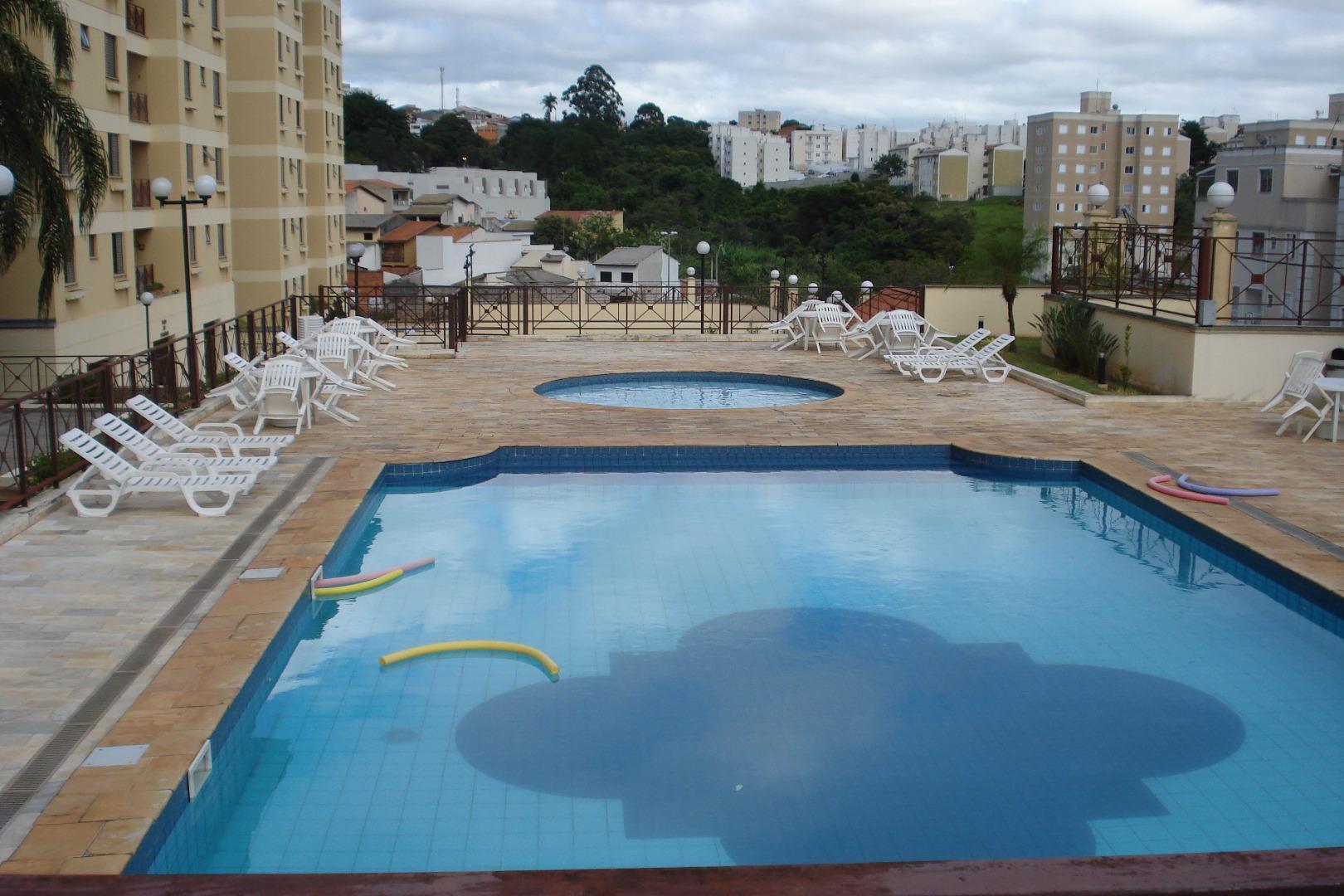 Apartamento residencial à venda, Vila Gabriel, Sorocaba - AP1265.