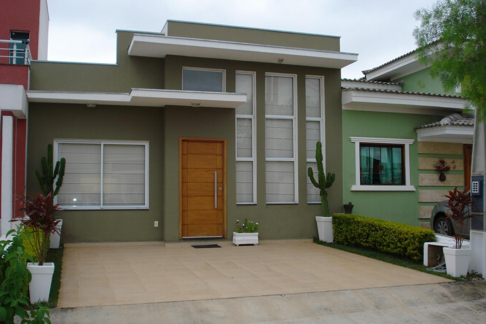 Casa residencial à venda, Condomínio Horto Florestal II, Sorocaba - CA1235.