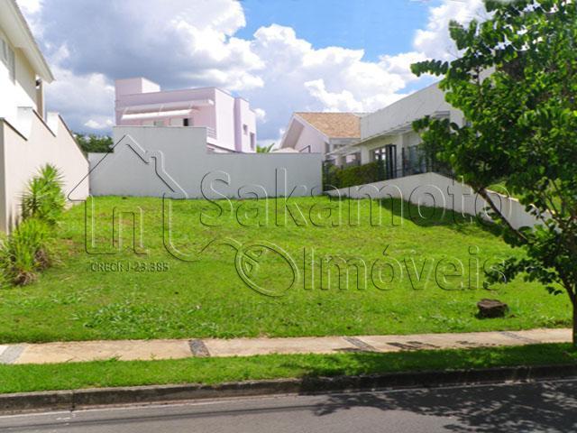 Terreno residencial à venda, Condomínio Ângelo Vial, Sorocaba.