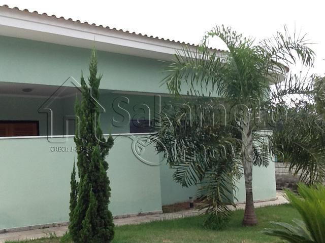 Casa residencial para locação, Condomínio Rancho Dirce, Sorocaba - CA2096.