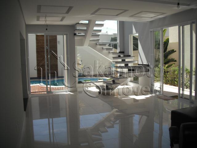 Sobrado residencial para locação, Condomínio Vila dos Ingleses, Sorocaba.