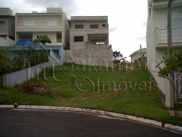 Terreno Residencial à venda, Condomínio Vila Azul, Sorocaba - TE0513.