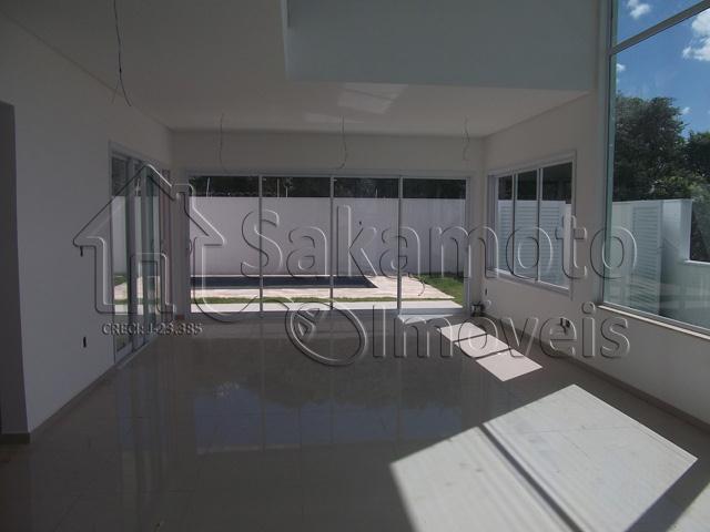 Casa 4 Dorm, Condomínio Mont Blanc, Sorocaba (SO0784) - Foto 2