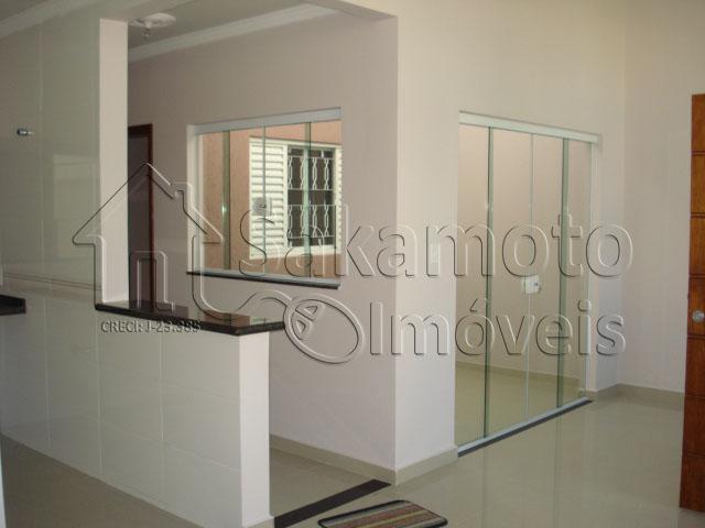 Imóvel: Sakamoto Imóveis - Casa 3 Dorm, Sorocaba (CA1263)