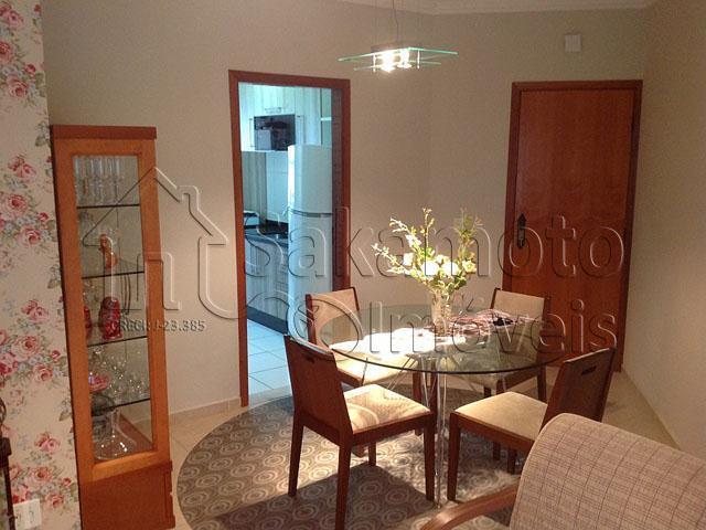 Apartamento  residencial à venda, Condomínio Residencial Aspen, Sorocaba.