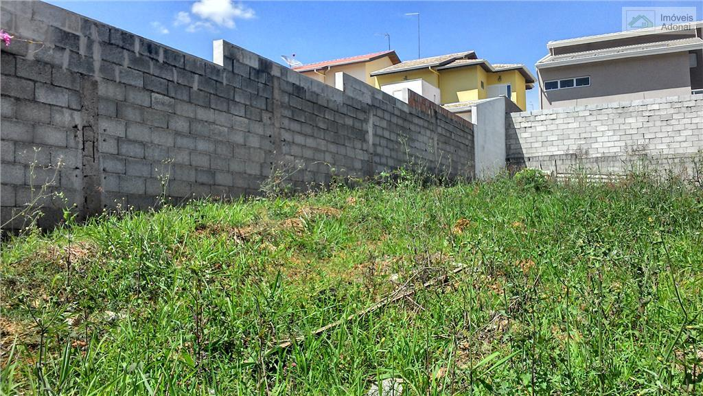 Terreno  residencial à venda, Mirante de Jundiaí 250m2 plano