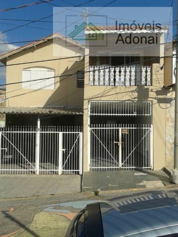 Sobrado  residencial à venda, Eloy Chaves troca com apto Morada da Serra