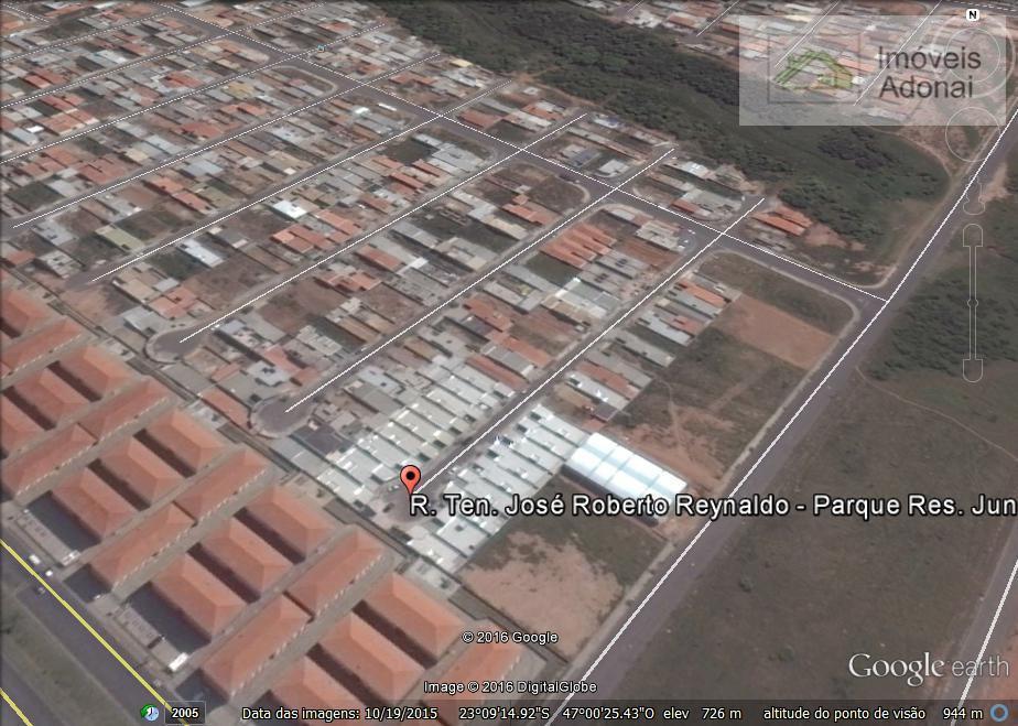 Terreno à venda, Parque Residencial Jundiaí, Jundiaí.