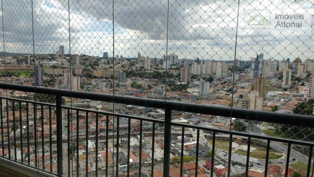 Apartamento Premiatto para locação, Jardim São Bento, Jundiaí.