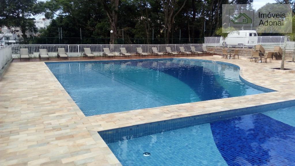 Apartamento residencial à venda, Morada das Vinhas, Jundiaí.