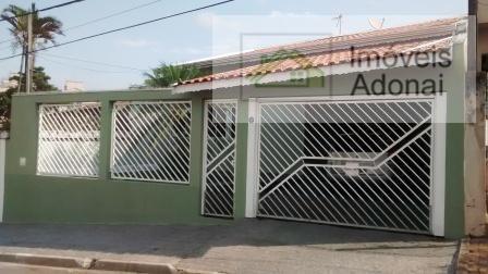 Casa residencial à venda, Vila Nova Esperia, Jundiaí.