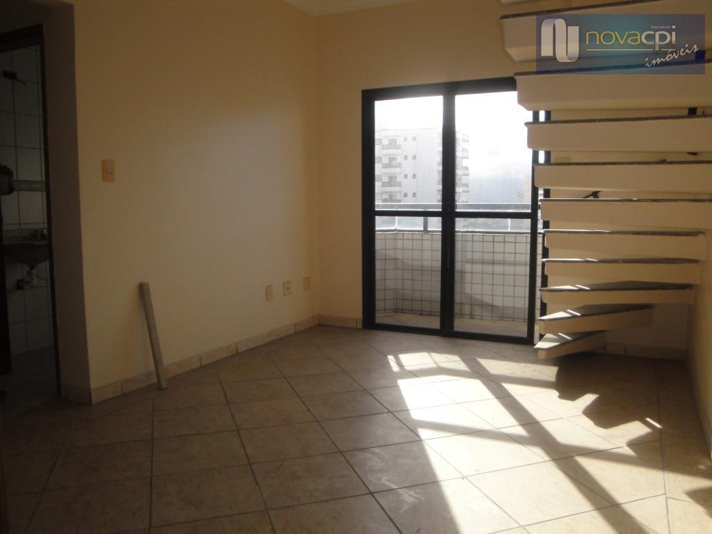 Cobertura residencial à venda, Vila Guilhermina, Praia Grande.