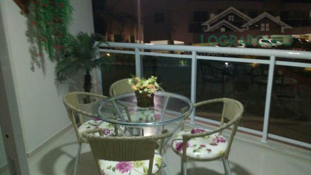 apartamento oásis resort camboinhas 3 quartos (1suíte), sala, cozinha, banheiro, área de serviço, dependência completa. apartamento...