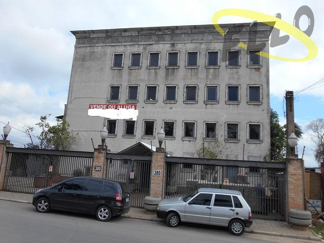 Barracão para Venda/Locação - Carapicuíba